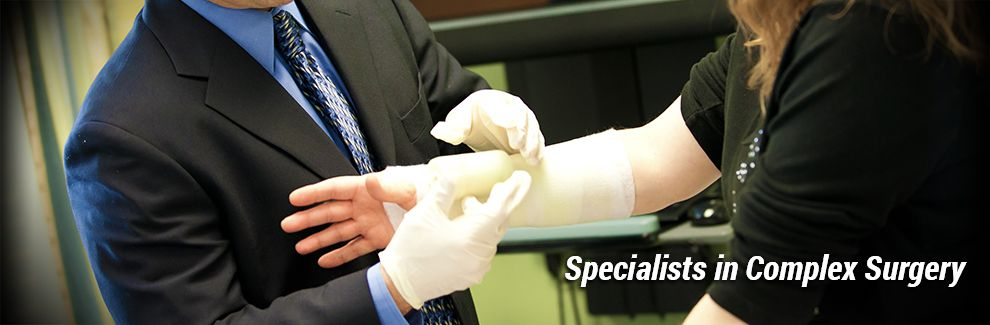 Hand & Upper Extremity Department