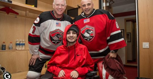 3rd Annual Mike Nichols Charity Hockey Game