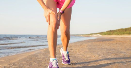 Are You at Risk For an ACL Injury?