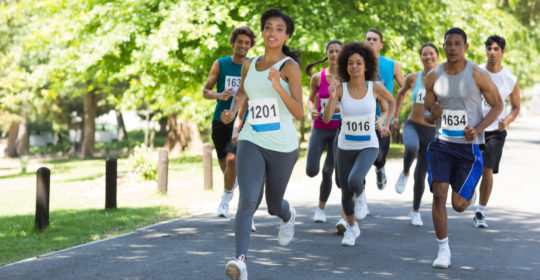 8 Tips for Runners to Stay in Shape