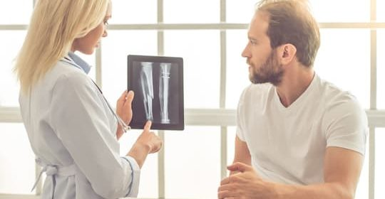 Imaging is useful in evaluating shin pain