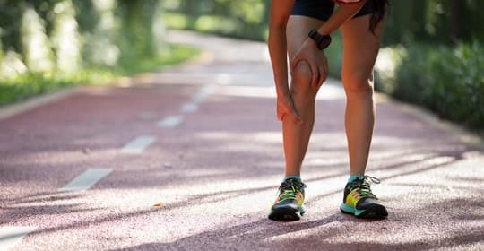 Shin pain can have many causes