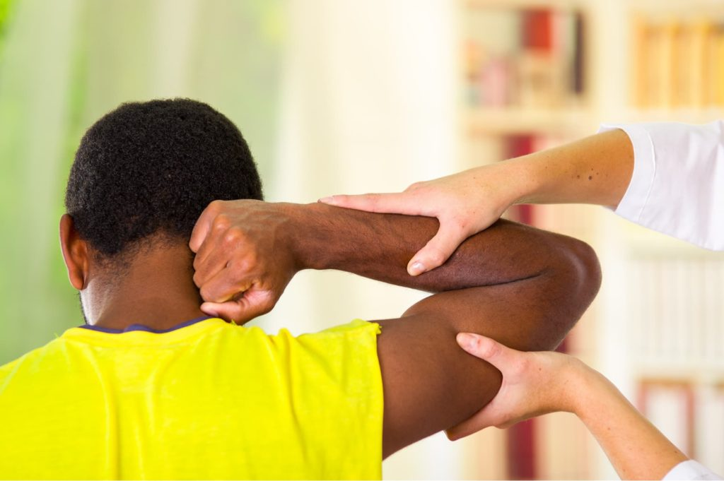 Physical therapy can help a UCL injury