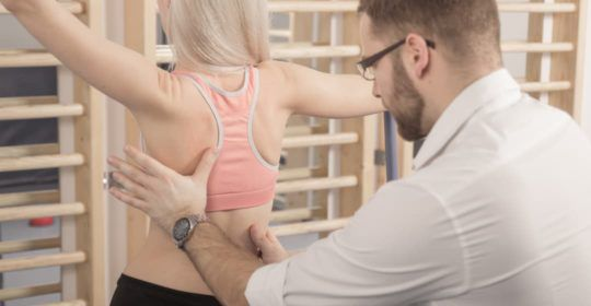 Scoliosis physical therapy