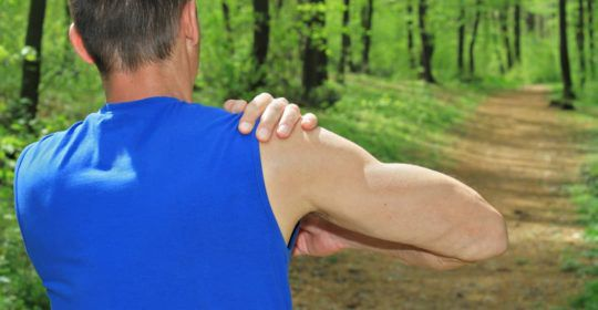 What to Do When You've Injured Your Rotator Cuff