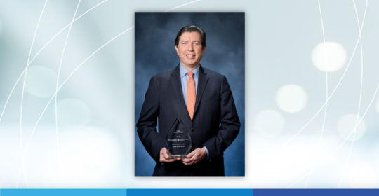 Dr. Charles Gatt Receives Special Award for Innovation from EJI Excellence in Medicine Foundation